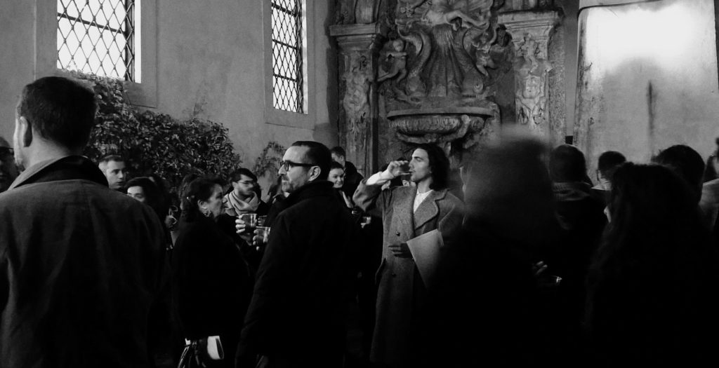 ABSART_ Vernissage Galleria Roma ©Giulia Tanferna